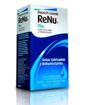 Imagen de Lubricante Rehumectante ReNu 8 ml