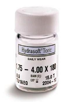 Imagen de Hydrasoft Toric XW (División I Standard)
