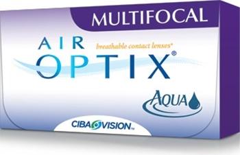 Imagen de Air Optix Multifocal/IMPORTACIÓN