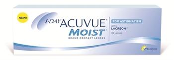 Imagen de Acuvue 1 Day Moist para Astigmatismo 30 uds/ IMPORTACIÓN