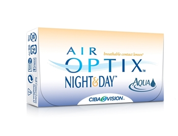 Imagen de Air Optix Night & Day Aqua (Night & Day)- IMPORTACIÓN