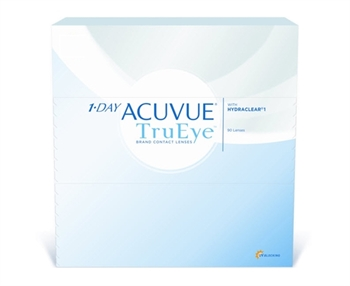 Picture of Acuvue 1 Day TruEye 90 pack