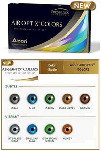 Foto para Air Optix Colors - 6 uds/ IMPORTACIÓN