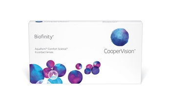 Picture of Biofinity Contact Lenses