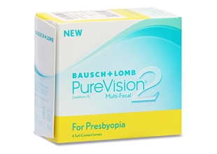Picture of PureVision 2 Multifocal