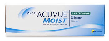 Picture of Acuvue Moist Multifocal 30 Pack