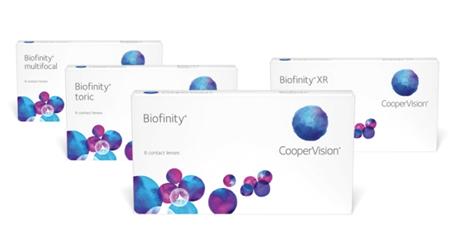 Imagen de fabricante de Biofinity