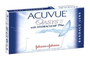Foto para Acuvue Oasys Bandage (Terapeútico) Caja 6uds