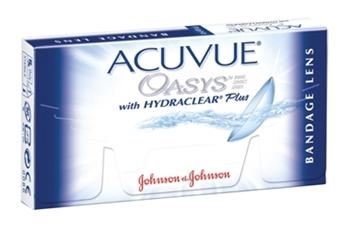 Imagen de Acuvue Oasys Bandage (Terapeútico) Caja 6uds