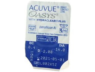 Foto para Acuvue Oasys Bandage (Terapeútico) 1 lente