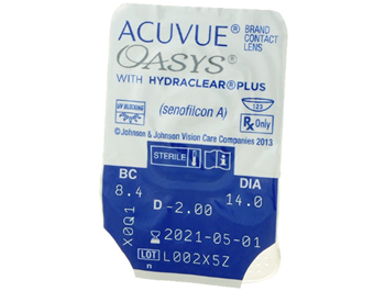 Picture of Acuvue Oasys Bandage (Therapeutic)