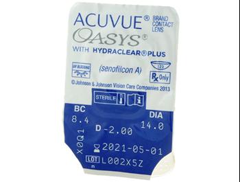 Imagen de Acuvue Oasys Bandage (Terapeútico) 1 lente