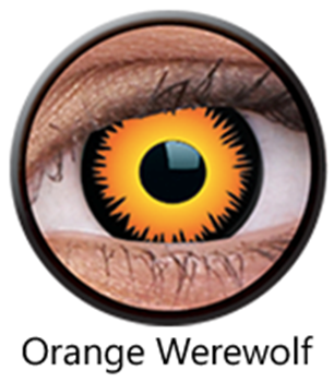 Picture of Orange Warewolf (Hombre Lobo) - 1día