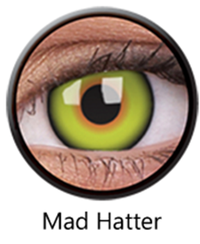 Picture of Mad Hatter Contact Lenses