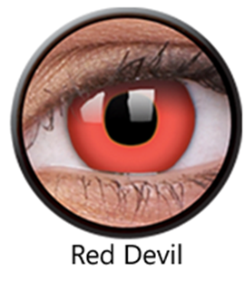 Picture of Red Lenses (Red Devil) - 1day