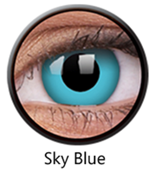 Picture of Blue Lenses (Sky Blue) - 1 day