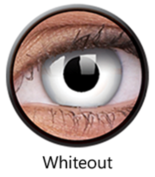 Picture of White Lenses (Whiteout) -1day
