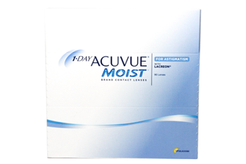 Picture of Acuvue 1 Day Moist for Astigmatism - 90 pack