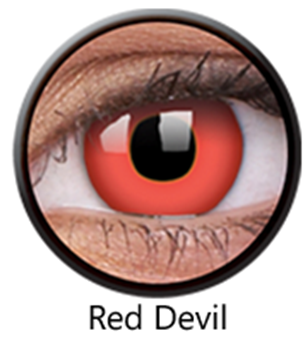 Picture of Red Lenses (Red Devil) - 3 month