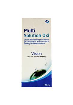 Imagen de Multisolución Oxi ( Wasser Plus ) 120ml