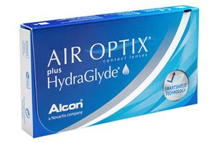 Foto para Air Optix HydraGlyde -IMPORTACIÓN