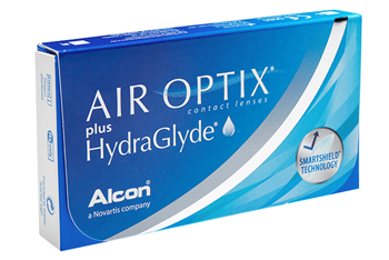 Imagen de Air Optix HydraGlyde -IMPORTACIÓN