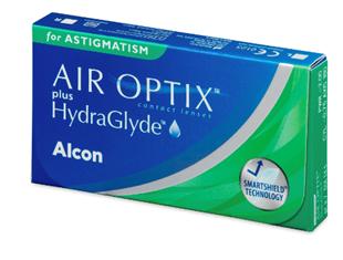 Foto para Air Optix Astigmatismo HydraGliyde /IMPORTACIÓN -