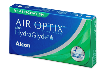 Imagen de Air Optix Astigmatismo HydraGliyde /IMPORTACIÓN -