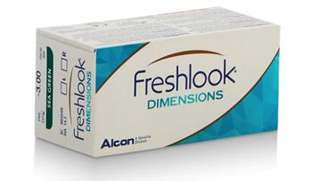 Imagen de FreshLook Dimensions 6uds/IMPORTACIÓN