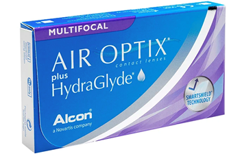 Imagen de Air Optix Hydraglyde Multifocal