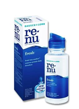 Imagen de ReNu Plus No Rub 60 ml
